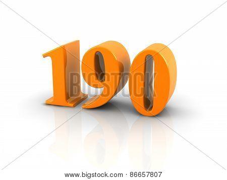 Number 190