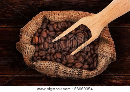 Luxurious Coffee Background.