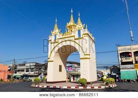 The Architecture Design Of Asian Arch