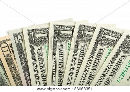 Usa Dollars Money Background