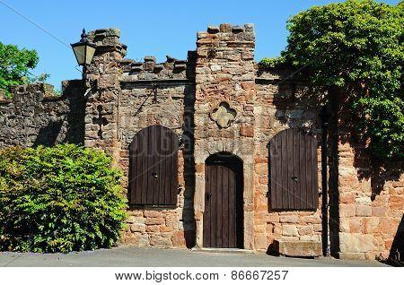 Castle shop, Tamworth.