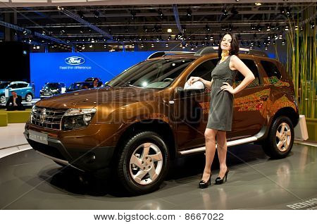 Renault Duster Now Launched at Rs.7.19 Lakh (Coverage – Pg.19)