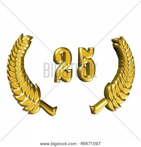 25 Jubilee
