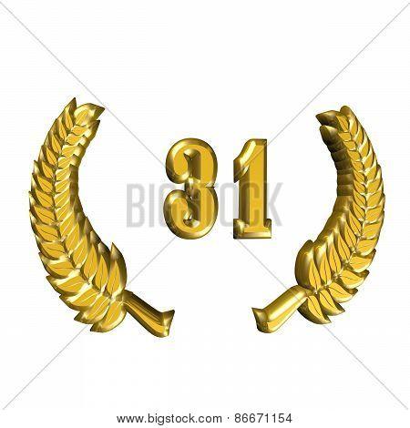 31 Jubilee