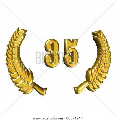35 Jubilee