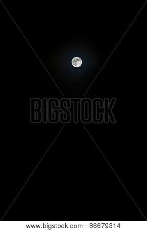 Distant Moon