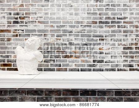 Grunge Blick Wall