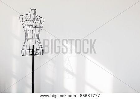 Vintage Mannequin Stand