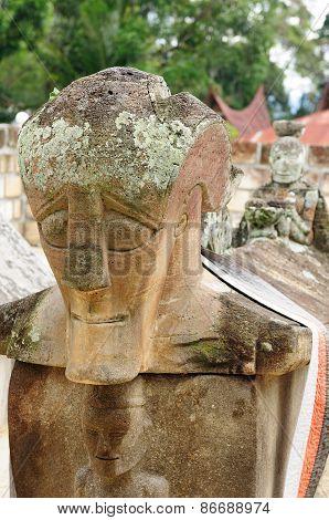 Ancient Kingdom Batak Tomb