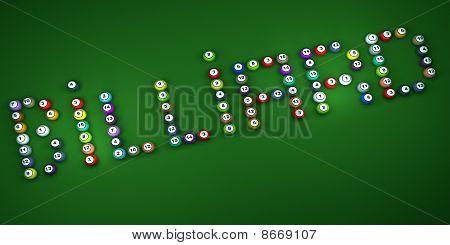 Word Billiard