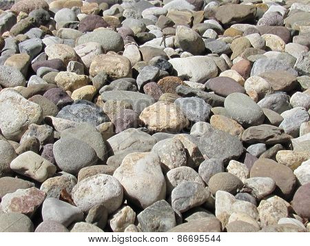 Stones and River Rocks