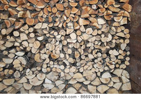 Firewood Heap