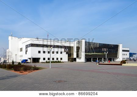 Modern Ice Palace, Gomel, Belarus