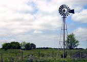 Windmill Skies poster