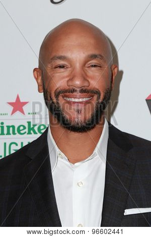 LOS ANGELES - JUN 11:  Stephen Bishop at the TheWrap's 2nd Annual Emmy Party at the London Hotel on June 11, 2015 in West Hollywood, CA