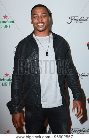 LOS ANGELES - JUN 11:  RonReaco Lee at the TheWrap's 2nd Annual Emmy Party at the London Hotel on June 11, 2015 in West Hollywood, CA