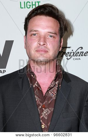 LOS ANGELES - JUN 11:  Aden Yang at the TheWrap's 2nd Annual Emmy Party at the London Hotel on June 11, 2015 in West Hollywood, CA