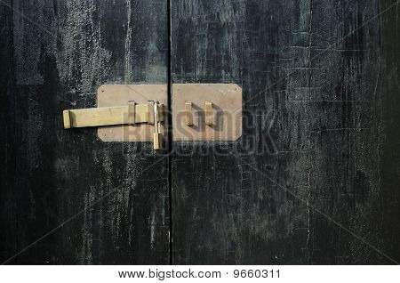 Chinese door lock