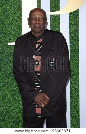 LOS ANGELES - JUN 24:  Lou Gossett Jr at the 2015 BET Awards Pre-Dinner at the Sunset Tower Hotel on June 24, 2015 in Los Angeles, CA