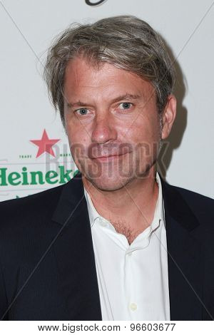 LOS ANGELES - JUN 11:  Chris DeWolfe at the TheWrap's 2nd Annual Emmy Party at the London Hotel on June 11, 2015 in West Hollywood, CA
