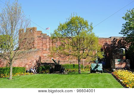 Shrewsbury Castle.