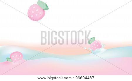 Marshmellow and cream