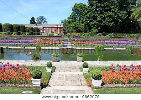 Jardines del Palacio de Kensington