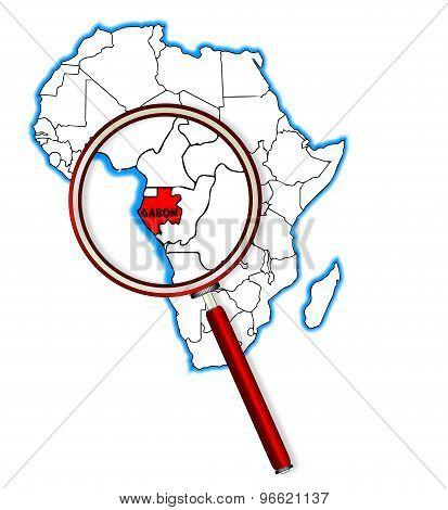 Gabon Under A Magnifying Glass