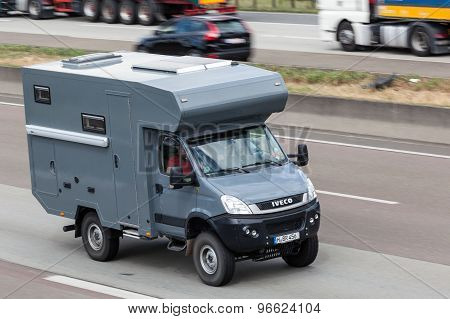 Iveco Offroad Camper