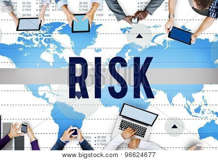 Risk Change Protect Secure Danger Hazard Concept