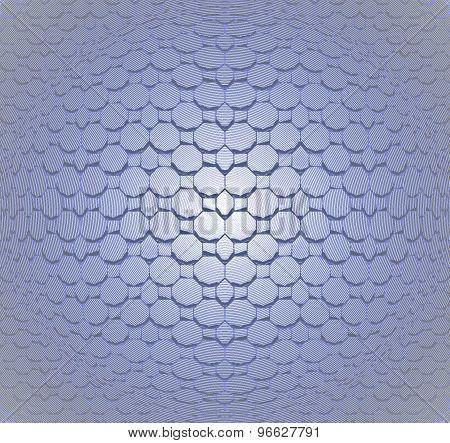 Seamless pattern gray blue