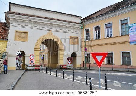 Schei Gate, Brasov