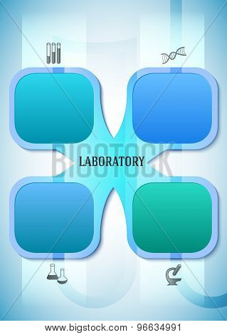 Laboratory Medicine Page Booklet Proportion A4 Sheet