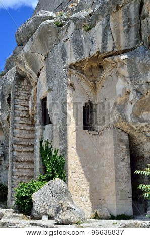 Les Baux Castle, France