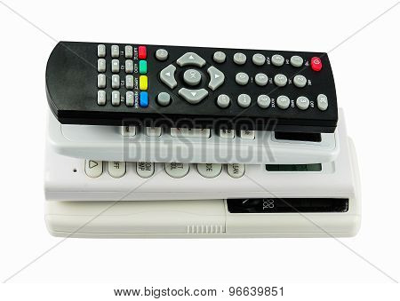 Remote Control For Air Conditioner And Tv