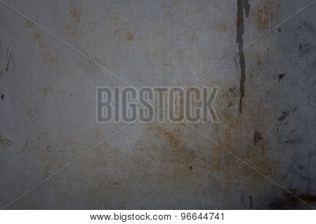 Steel Wall Background.