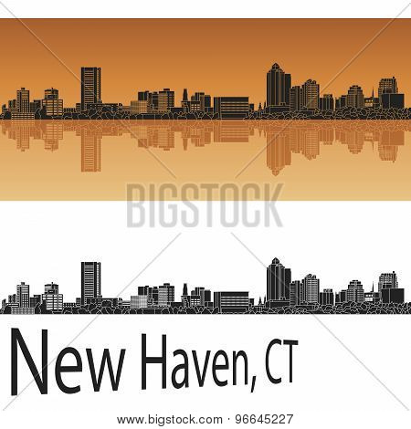 New Haven Skyline