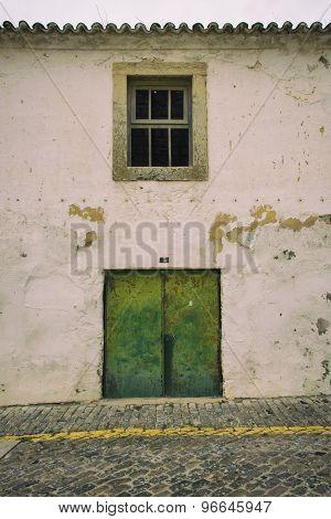 Portuguese building