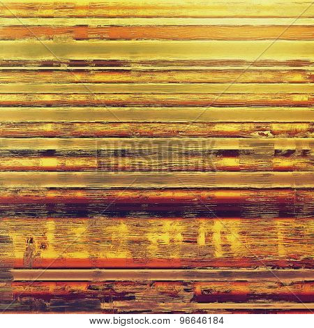 Highly detailed grunge texture or background. With different color patterns: yellow (beige); brown; purple (violet); red (orange)