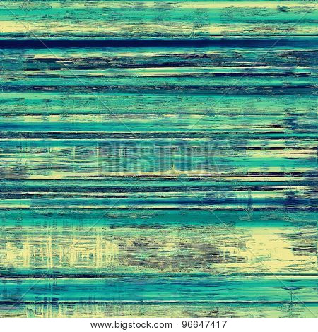 Grunge texture, Vintage background. With different color patterns: yellow (beige); gray; blue; cyan