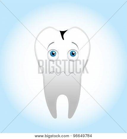 Scary Tooth