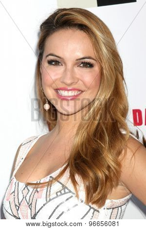 LOS ANGELES - JUL 22:  Chrishell Stause at the
