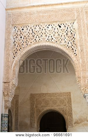 Arch At Alhambra