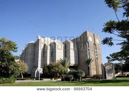 Housing Ben Gurion University In Beer Sheva, Israel