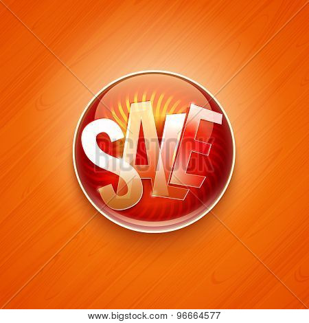 Hot Sale Offer Pin