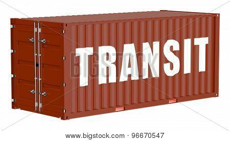 Cargo Container, Transit Concept