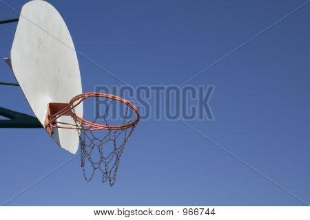 Steel Basketball Net
