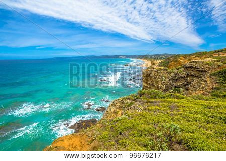 Aireys Inlet lookout