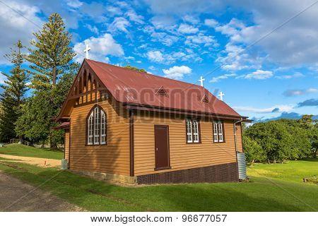 Port Arthur Church