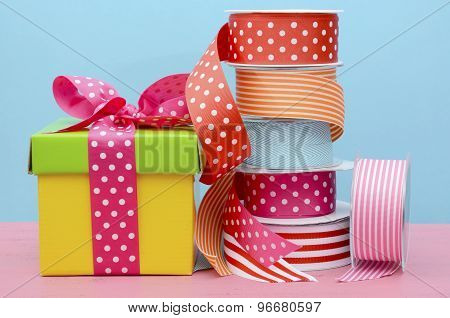 Birthday Or Special Occasion Gift Wrapping.